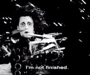 classic, edward scissorhands, and Halloween image