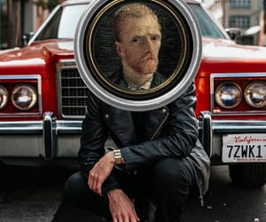 lol, van gogh, and vincent image