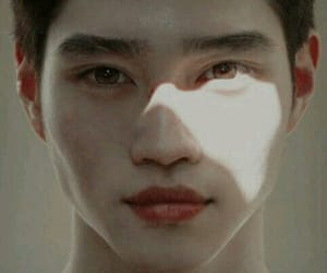 asian, boy, and model image