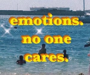 emotions, quotes, and aesthetic image