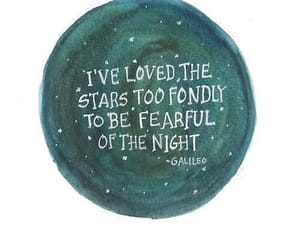 quotes, stars, and galileo image
