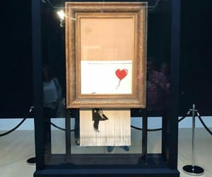 BANKSY, london, and sotheby's image