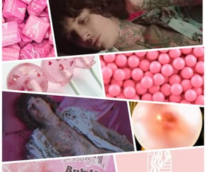 aesthetic, bring me the horizon, and pink aesthetic image