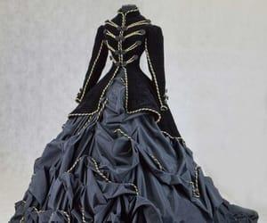 19th century, victorian fashion, and fashion image