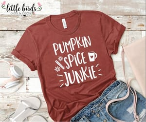 etsy, starbucks, and pumpkin spice image