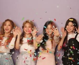 girl group, nagyung, and lq nagyung image