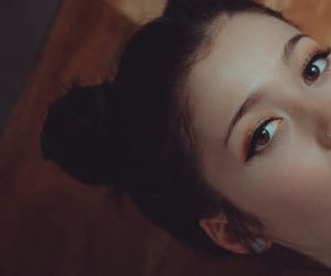 aesthetic, asian, and eyeliner image