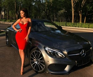 cars, chic, and mercedes image