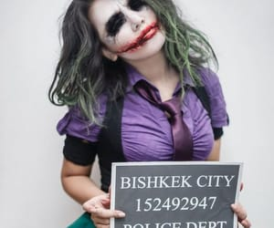 Halloween, joker, and costume image
