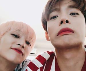 jeonghan, Seventeen, and DK image