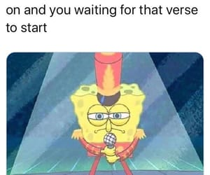 funny, spongebob squarepants, and so true image