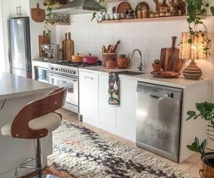 bohemian, chic, and decor image