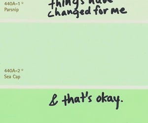 Lyrics, paint swatches, and quotes image