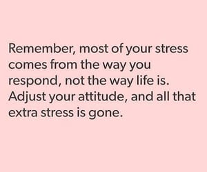 quotes and stress image
