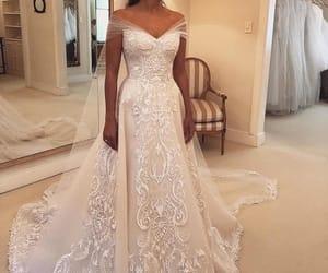wedding, moda, and style image