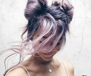 colors, colours, and hairstyle image