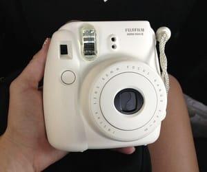 polaroid, camera, and tumblr image