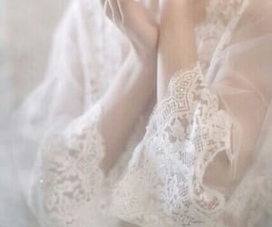 girl, lace, and pretty image