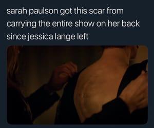 ahs and sarah paulson image