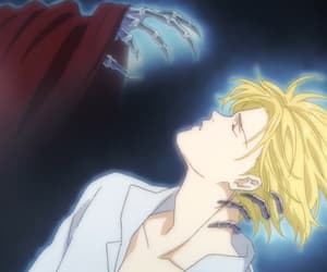 banana fish, bananafish, and ash lynx image