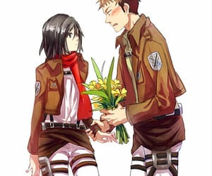 anime, crush, and attack on titan image