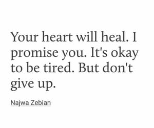 heal, heart, and promise image