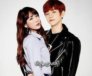 exo, taeyeon, and kpop image