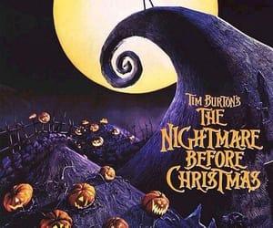 movie, tim burton, and Halloween image