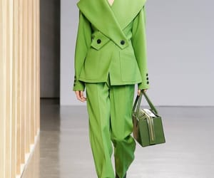 fashion, green, and lime image
