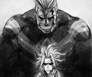 anime, boku no hero, and my hero academia image