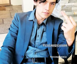 handsome, Hot, and cole sprouse image