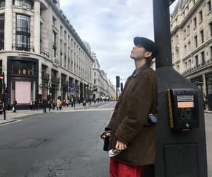 kpop, london, and v image