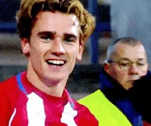 football, gif, and atletico madrid image