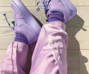 purple, fashion, and pink image