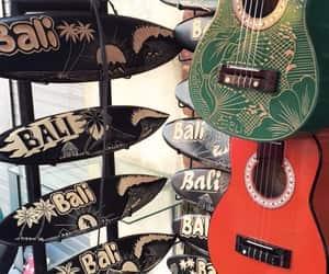 alternative, bali, and guitar image
