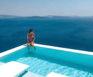 bikini, summer, and vacation image