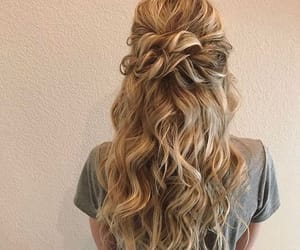 hair and hairstyles image