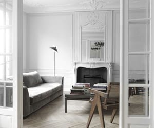 room, white, and beautiful image