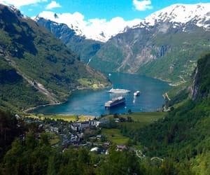 beautiful, nature, and norway image