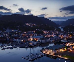 Flekkefjord, Norway.