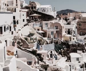 travel, summer, and Greece image