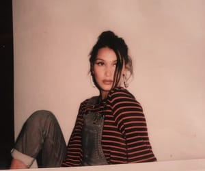 bella hadid, model, and vintage image