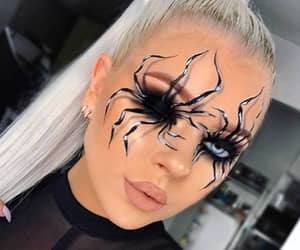 goals, Halloween, and make up image