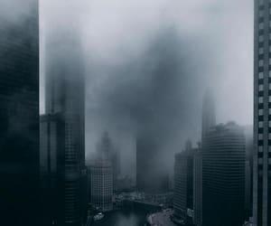 city and dark image