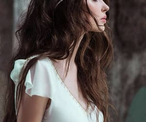 girl and fantasy image