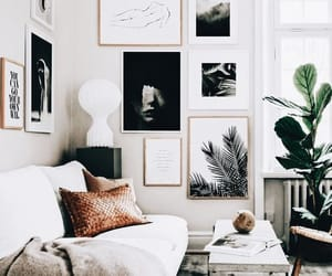 decor, home, and minimalist image