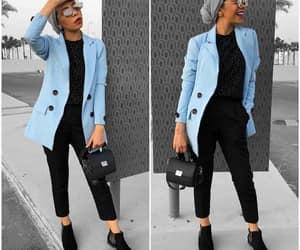 blazer with hijab image