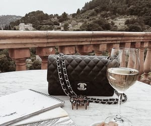 drink, chanel, and fashion image