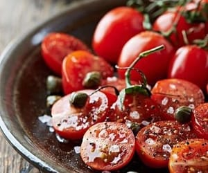 article, food, and mozzarella image