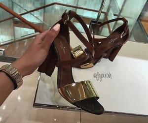 fashion style, louis vuitton lv, and brown marron image